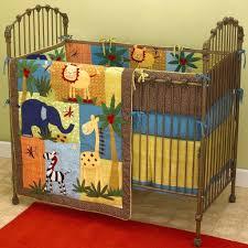decorations paradise jungle safari crib bedding set safari