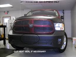 Dodge Ram Truck 2015 - amazon com lebra 2 piece front end cover black car mask bra