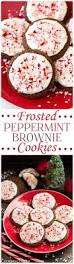 my favorite christmas cookies to make from scratch brownie