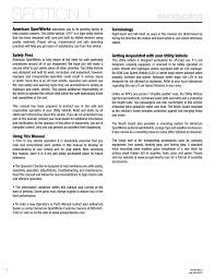 american sportworks chuck wagon operator s manual
