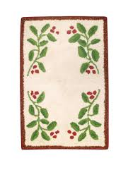 Forest Green Bathroom Rugs by Lenox Holiday Nouveau Collection Bath Rug Belk
