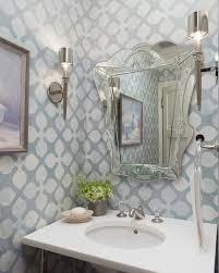 funky bathroom wallpaper ideas 194 best bathroom remodel images on bathroom bath