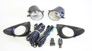 fog lights lamps kit oem replacement for toyota yaris fl ty073