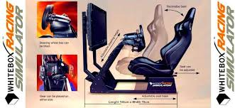 whitebox whitebox racing simulator home facebook