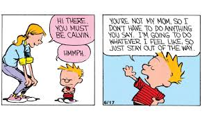 today on calvin and hobbes read comic strips at gocomics