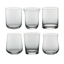 set bicchieri bitossi home set 6 bicchieri acqua desigual calici acqua desigual