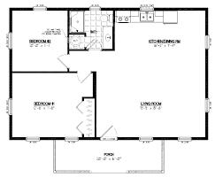 12 x 24 cabin floor plans corglife
