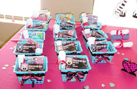 high birthday party ideas high spa birthday party birthday party ideas photo 1 of