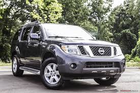 pathfinder nissan black 2011 nissan pathfinder sv stock 610629 for sale near marietta