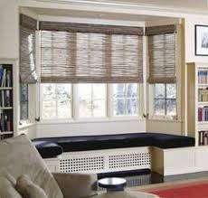Picture Window Treatments Tailored Upholstered Cornice In 14468 Opulant Ogee Mocha