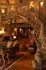Log Home Interiors Log House Interiors 2 Woodz