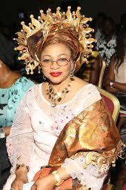 folorunsho alakija unseats oprah as the world u0027s richest black