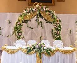 replay pictures of head table decorations decor pinterest