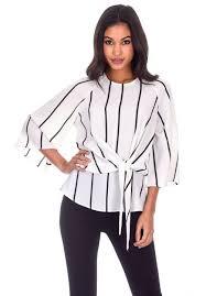 the shoulder black blouse axparis com tops