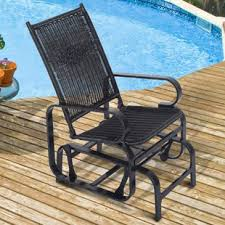 Garden Rocking Chair Uk Garden Rocking Chairs Wayfair Co Uk