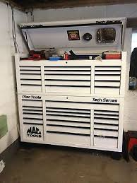 Cornwell Side Cabinet Mac Tools Tech Series Top And Bottom Tool Box And Side Locker In