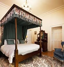 ross lloyd room four poster bed luxury accommodation ireland