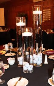 Centerpieces For Banquet Tables by Best 25 Golf Centerpieces Ideas On Pinterest Golf Party