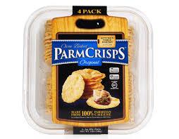 kitchen table bakers parmesan crisps boxed com kitchen table bakers oven baked parm crisps 4 x 3 oz