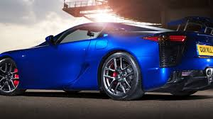 lexus with yamaha engine was the lexus lfa the greatest car of the 2000s