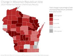 Map Of Kohler Wisconsin by How And Where Trump Won Wisconsin In 2016 Wiscontext