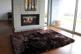 Luxury Area Rugs Fibre By Auskin Lambskin Design Longwool Rugs