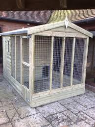 the friskney double dog kennel