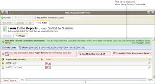 pupil report template getting started with input report templates school reporting