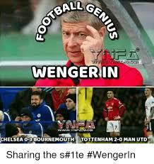 Tottenham Memes - ball g wengerin wwwwymfdimobi chelsea 0 3 bournemouth tottenham 2
