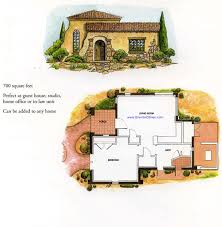 small casita floor plans house plans with casita chic ideas 11 and courtyard tiny house