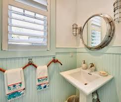 Coastal Bathroom Mirrors by Charming Nautical Bathroom Mirror With Software Photography