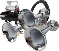 compressor page 7 hornblasters hornblasters outlaw 228v chrome train horn kit