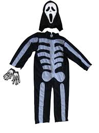 Skeleton Halloween Costume Kids Buy Halloween Skeleton Costume Set For Kids And Adults U2022 Pakhi