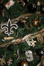 algiers who dat tree pays homage to new orleans saints nola