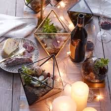 faceted terrariums west elm