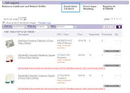 find bridal registry bed bath and beyond bridal registry free shipping coupon