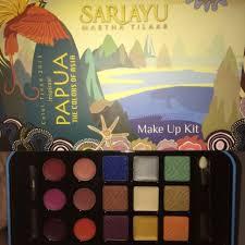 Harga Sariayu Kit sariayu colour trend eyeshadow kit krakatau daftar harga