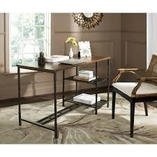 Desks With Shelves by Safavieh Jayden Desk With Shelves Products Shelves And Desk