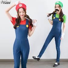 Mario Luigi Halloween Costume Mario Luigi Halloween Costumes