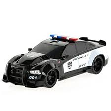 remote control police car with lights and siren police car with lights and siren amazon com