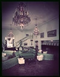 Chandelier Room Los Angeles Turf Club Santa Park Chandelier Room And