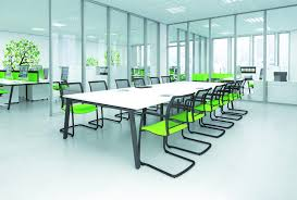 Large White Meeting Table Meeting Flow Office Furniture U0026 Interiors