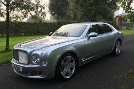 mulsanne bentley lister ceo auctions bentley mulsanne with no reserve autocar