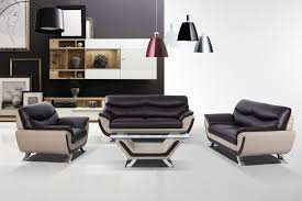 modern dark brown and grey sofa set 3035c modern dark brown and grey sofa set