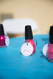 nail polish party favor baby shower pinterest pinterest baby