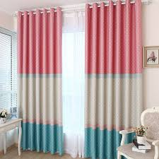 Lovely Polka Dots Patten Curtain For Kids Room - Kids room curtain ideas