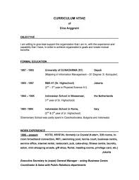 Resume Objective For Any Job by Cover Letter Good Resume Objectives Good Resume Objectives