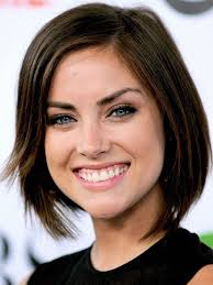 heart shaped face thin hair styles short haircut for heart shaped face pertaining to motivate