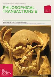 ancient genomics philosophical transactions of the royal society