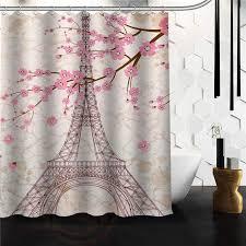 Black White Shower Curtain Shower Curtain Free Home Decor Oklahomavstcu Us